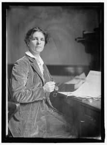 Rheta Childe Dorr, Courtesy Library of Congress