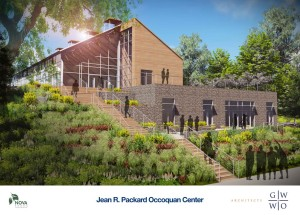 Jean R. Packard Occoquan Center design