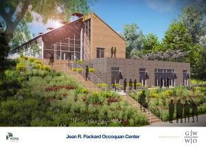Jean R. Packard Occoquan Center design