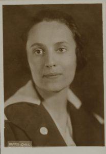 Nina Samarodin, Courtesy of Library of Congress